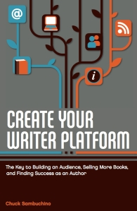 Chuck Sambuchino's book, Creating Your Writer Platform, is one of the best books for writer's I've read yet.