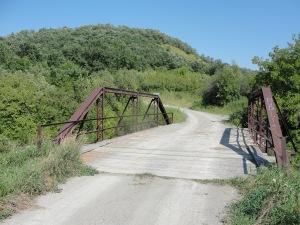 Today is my bridge to next week!