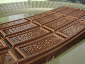Chocolate windows! :)
