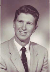 My dad as a young man