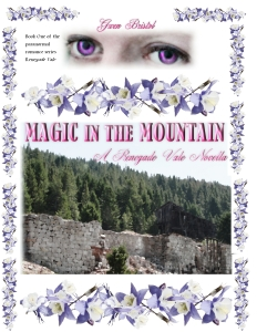Magic in the Mountain Book Cover Draft Five